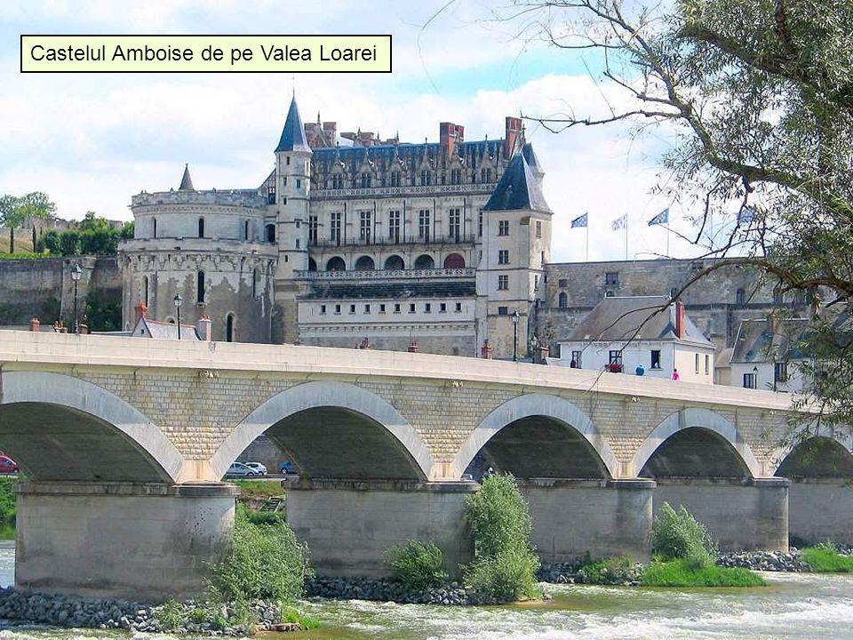 4/17/201527 Castelul Amboise de pe Valea Loarei