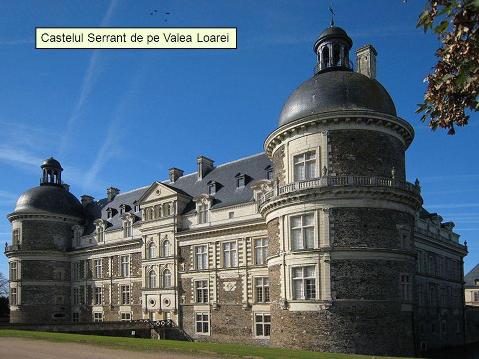4/17/201529 Castelul Serrant de pe Valea Loarei