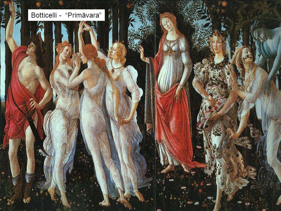 4/17/201540 Botticelli - Primăvara