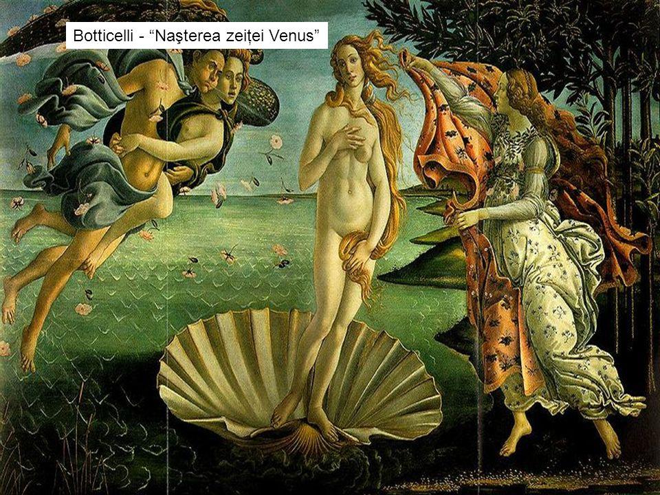 4/17/201541 Botticelli - Naşterea zeiţei Venus
