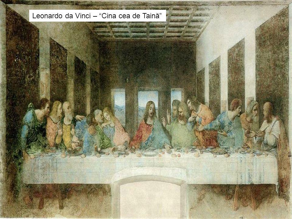 """4/17/201542 Leonardo da Vinci – """"Cina cea de Taină"""""""