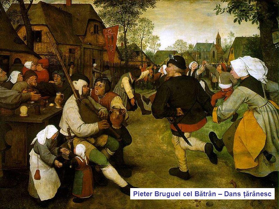 4/17/201549 Pieter Bruguel cel Bătrân – Dans ţărănesc
