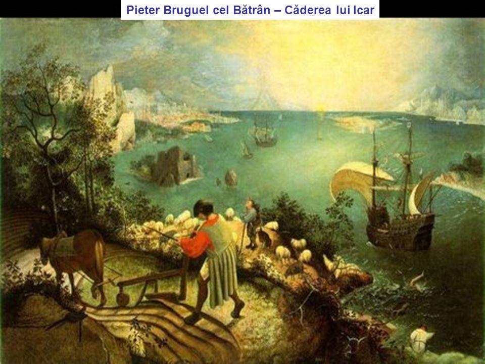 4/17/201551 Pieter Bruguel cel Bătrân – Căderea lui Icar