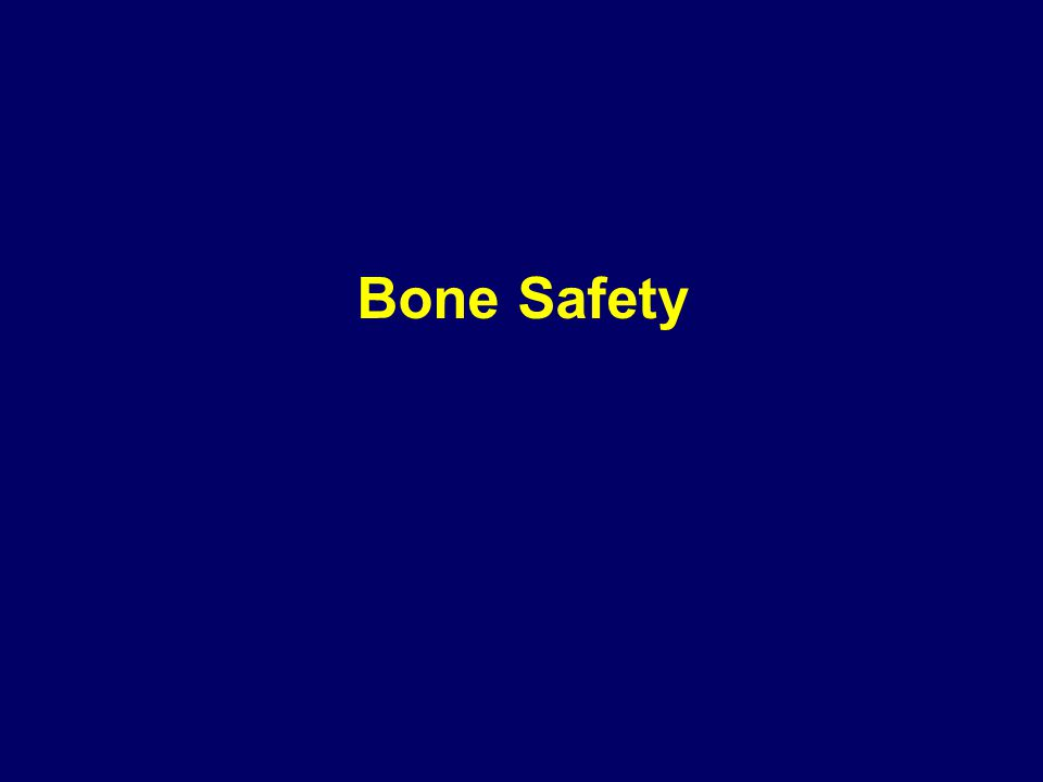 Bone Safety