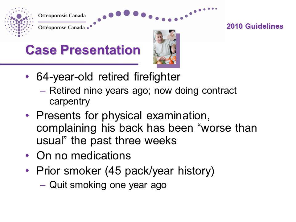 2010 Guidelines Case 4 – Case 4 – Mr.