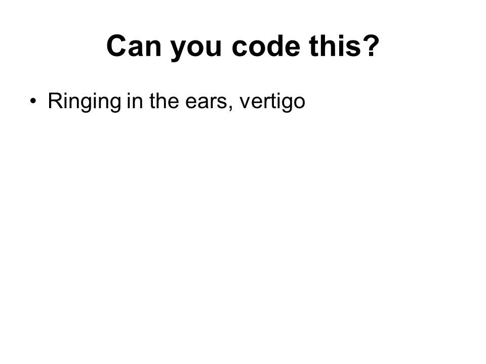 Can you code this? Nodular degeneration of the cornea