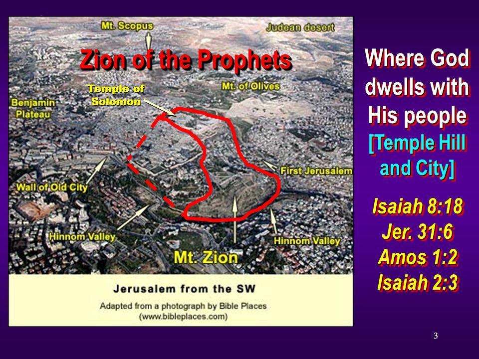 4 Rule of God among His people, Psa.2:6-7; Micah 4:1-4 Rule of God among His people, Psa.