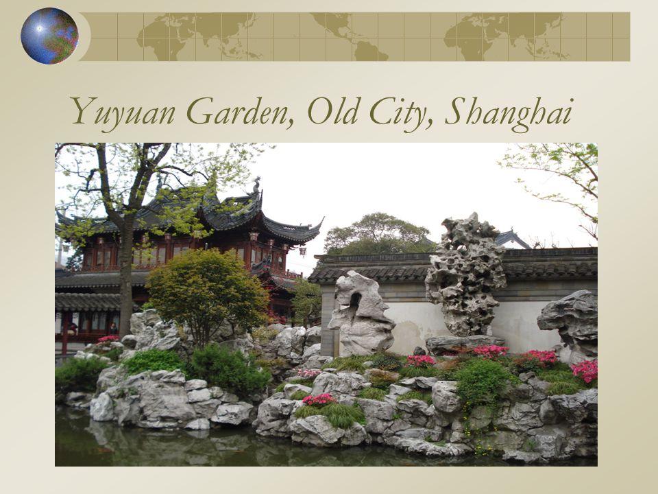 Yuyuan Garden, Old City, Shanghai