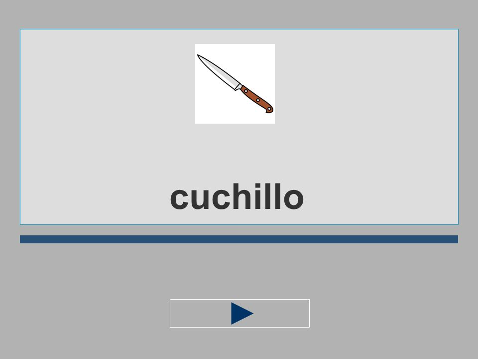 QU CH O C LL U I CUCHILL...