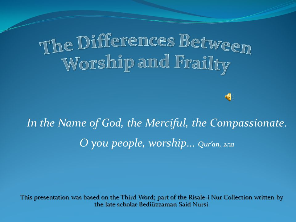In the Name of God, the Merciful, the Compassionate.