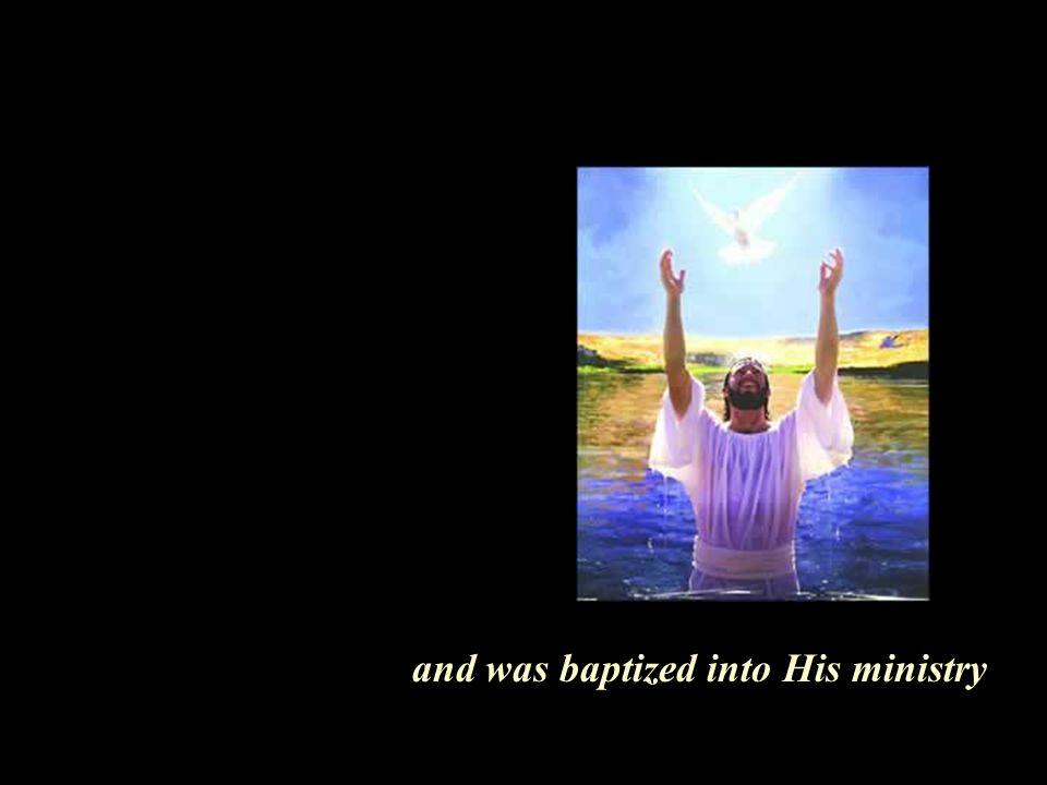 He rebuked temptation...