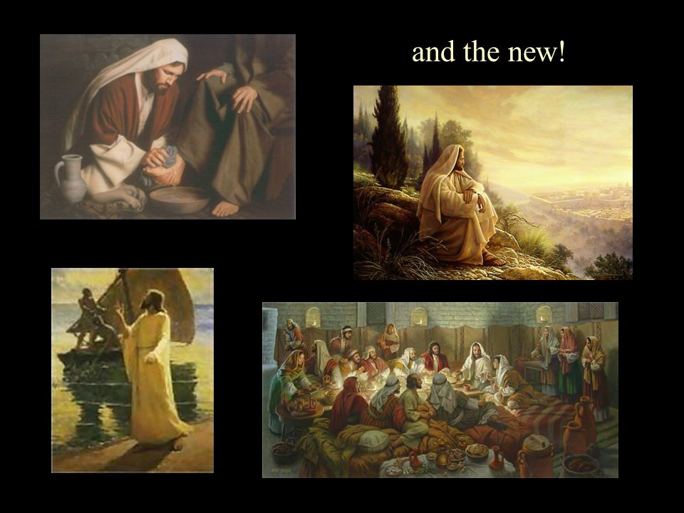 by the old art masters... His life story told
