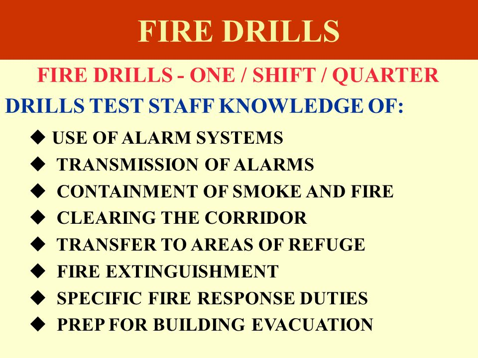 ALARM SYSTEM Brecksville Uses fire bell annunciator system.