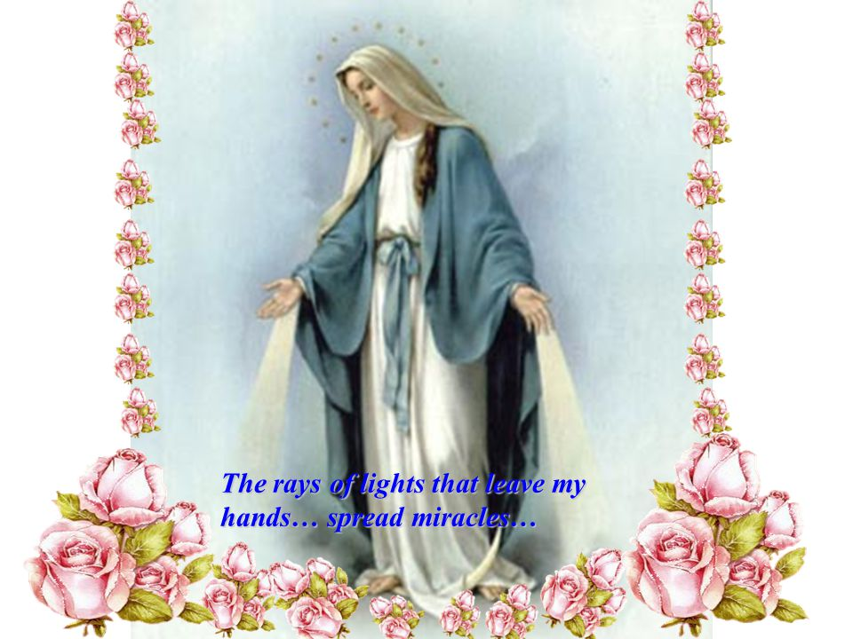 visite: www.wmnett.com.br I am the miraculous mother. Ours Mrs. of the miracles...