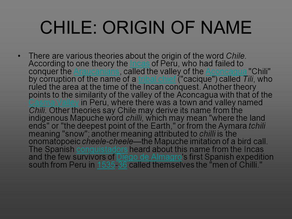 CHILE PHOTOS SANTIAGO DE CHILE