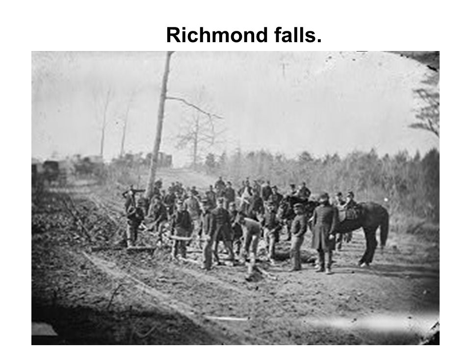 Richmond falls.