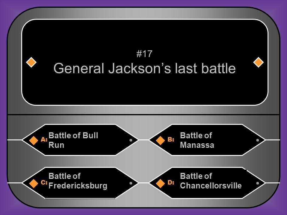 A. Battle of Shiloh