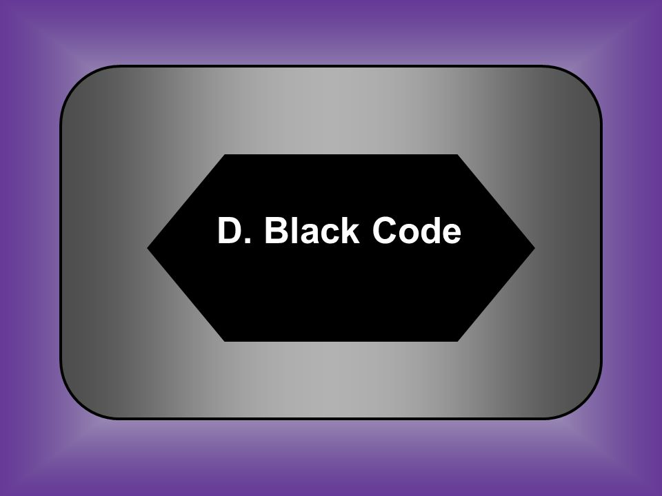 A:B: Amnesty ActNonintercourse Act C:D: 13 th Amendment Black Code #30 Law severely limiting the rights of freedmen