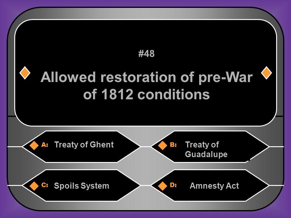 B. Treaty of Greenville
