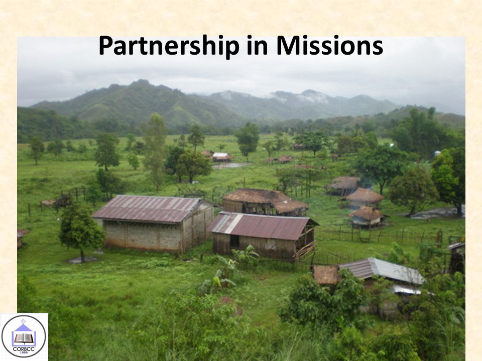 3 Partnership in Missions