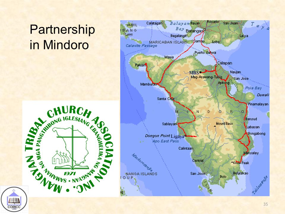 35 Partnership in Mindoro