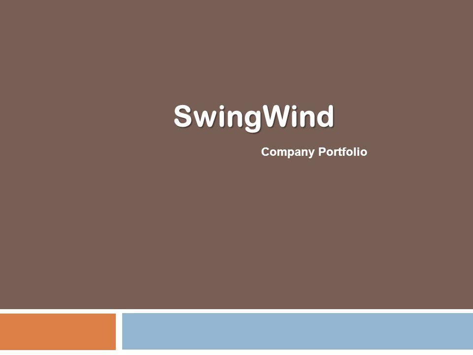 SwingWind Company Portfolio