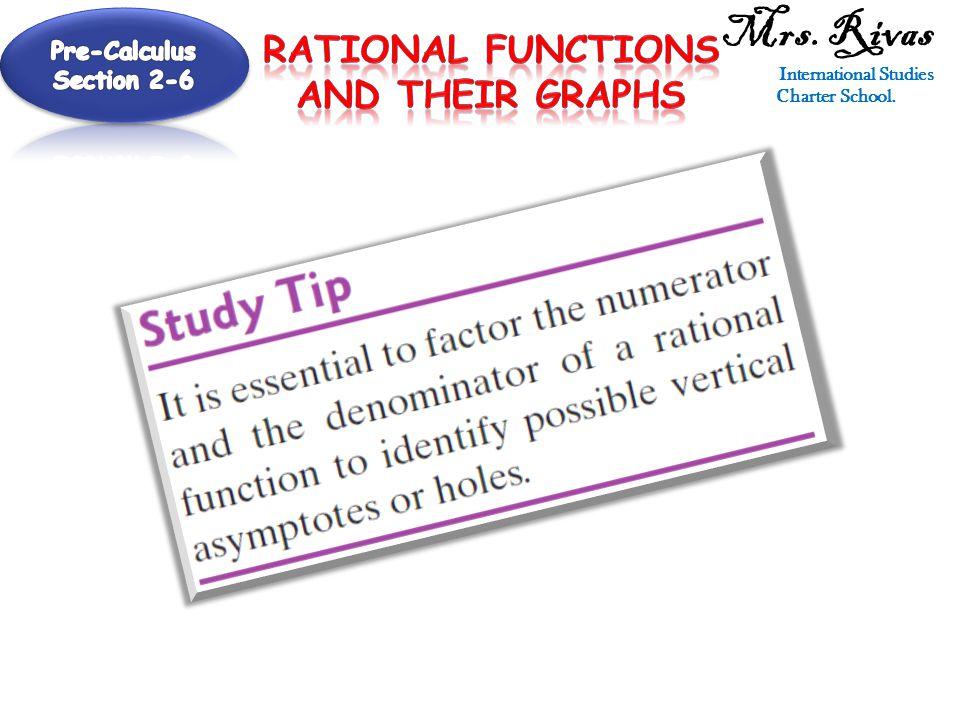 Mrs. Rivas International Studies Charter School.