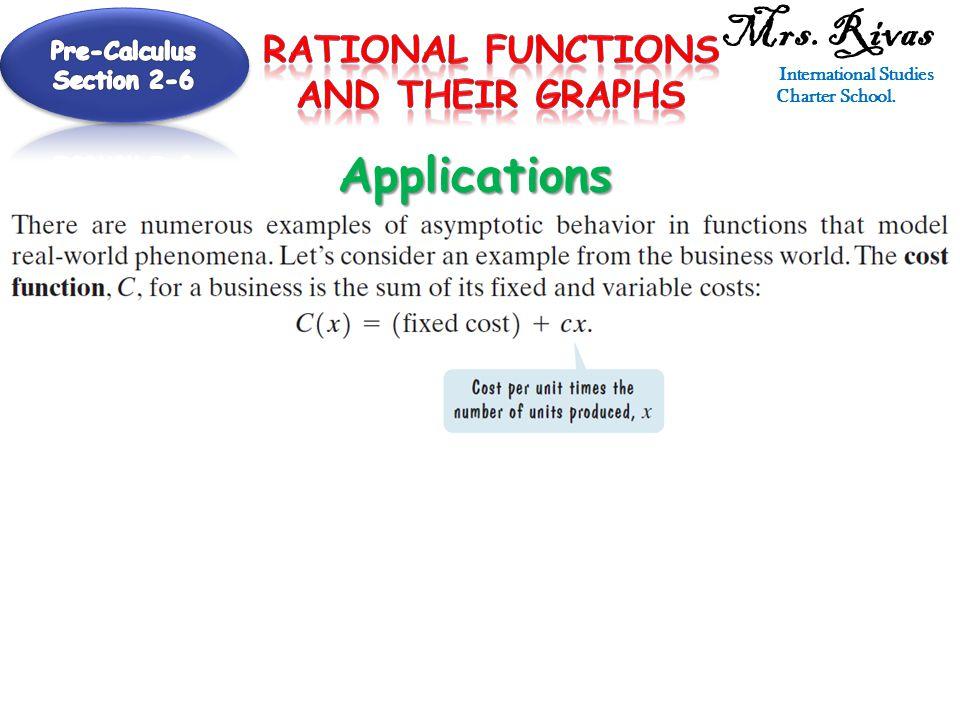 Mrs. Rivas International Studies Charter School.Applications