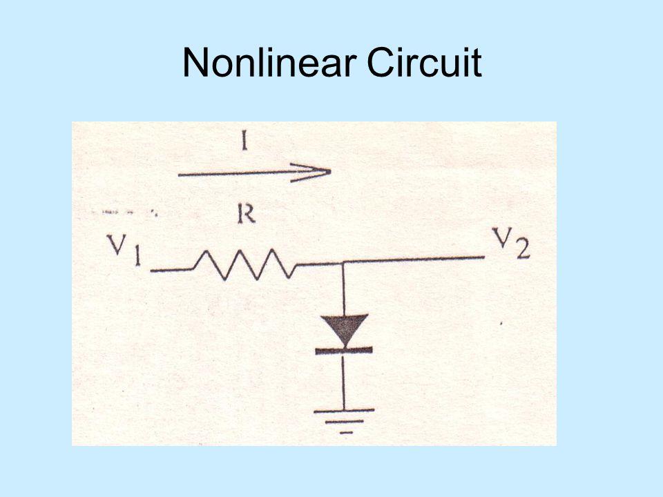 Nonlinear Circuit