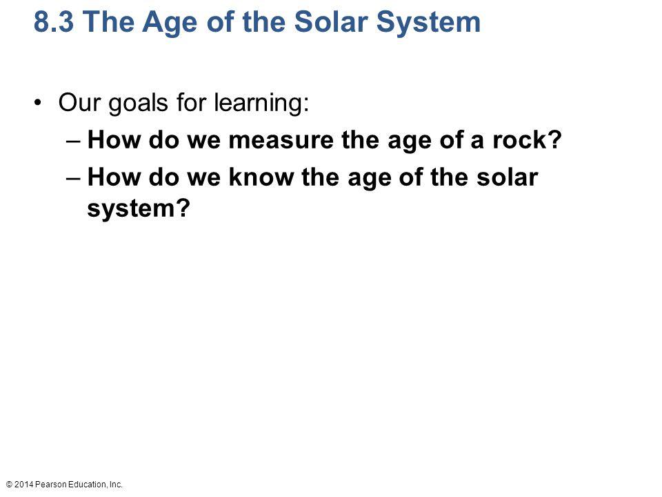 © 2014 Pearson Education, Inc.
