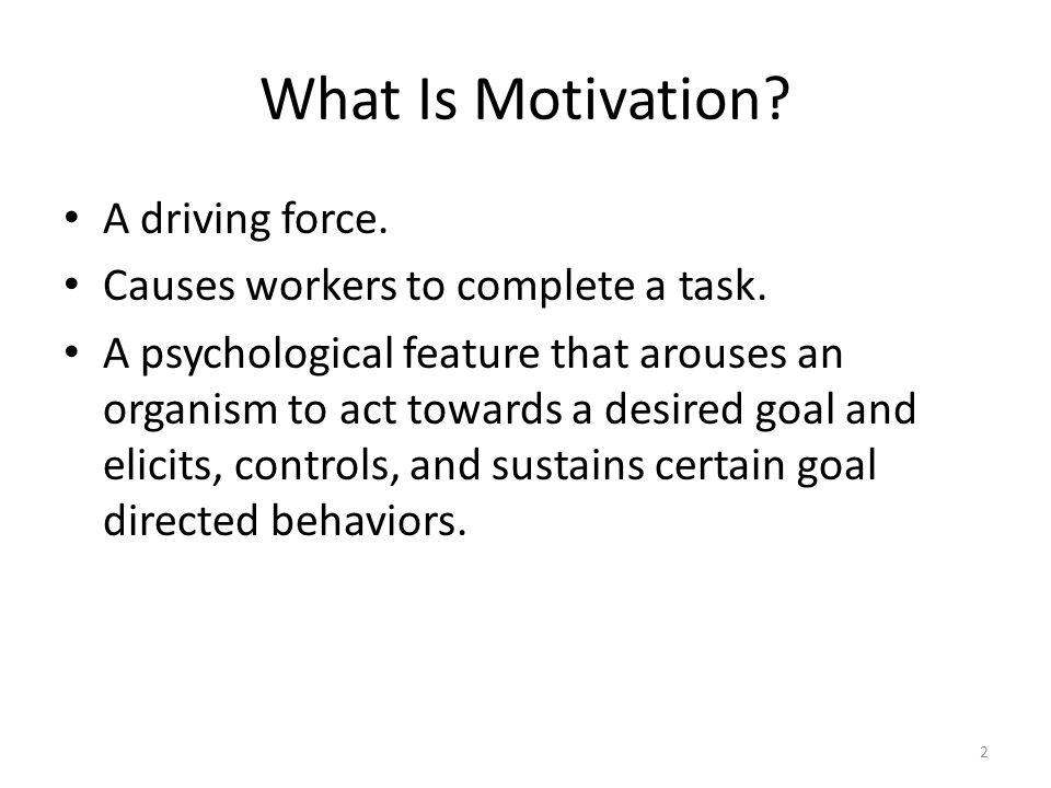 The Neurology of Motivation Left Brain Right Brain 33