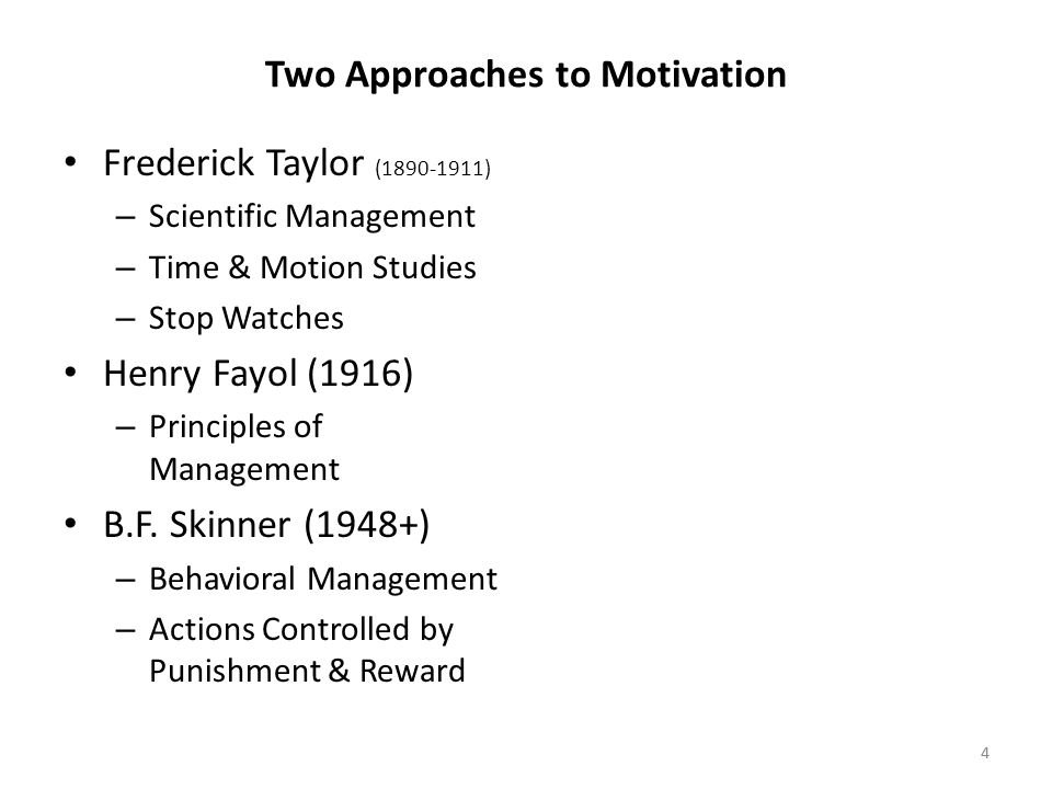 According to Taylor: Work consists mainly of simple, not particularly interesting, tasks.