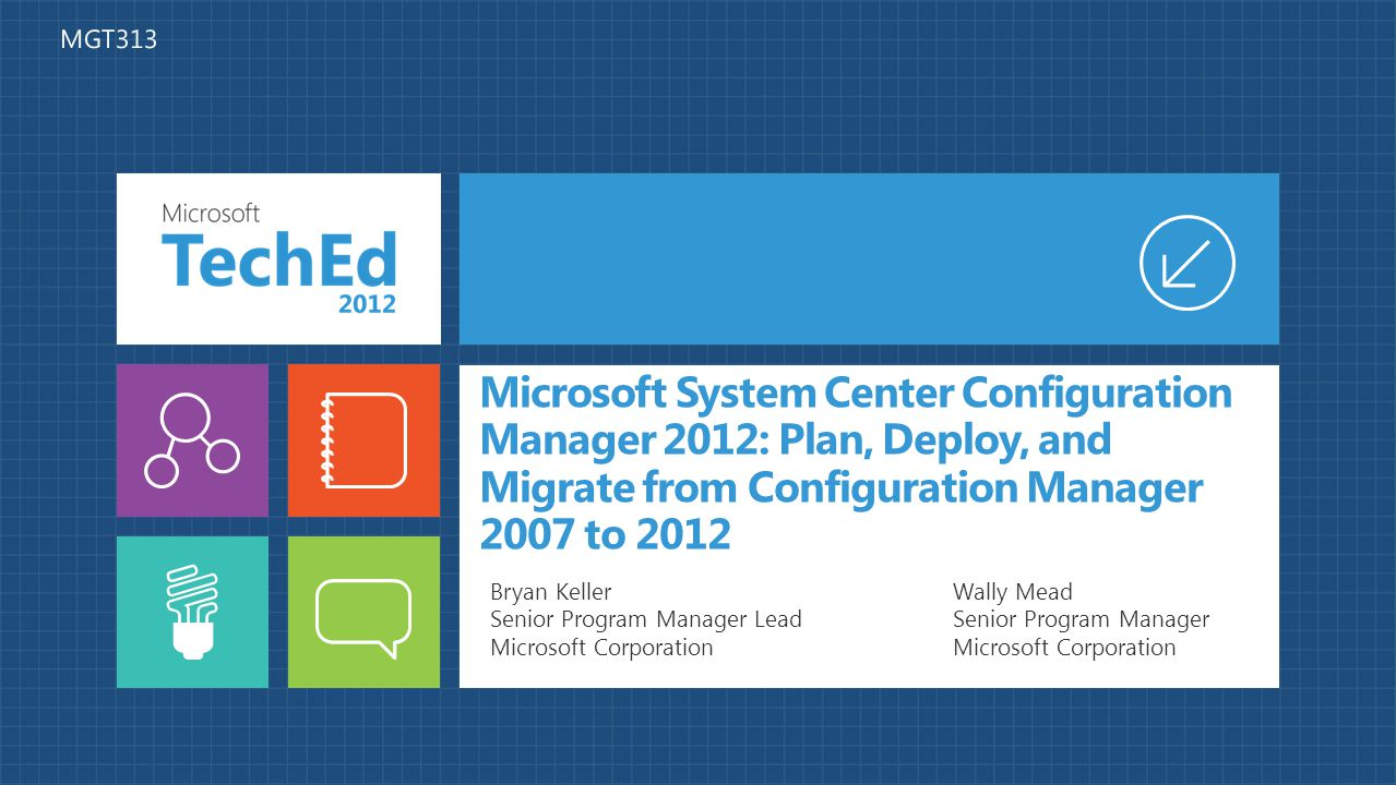 Enable an in-place upgrade path to easily migrate to a ConfigMgr 2012 Distribution Point while preserving migrated content at remote locations hosting ConfigMgr 2007 Secondary Site, Branch Distribution Points, and or Distribution Points. Configuration Manager 2007: Standard Distribution Point Server Share Distribution Point Branch Distribution Point Secondary Site with co-located Distribution Point Configuration Manager 2012 Distribution Point