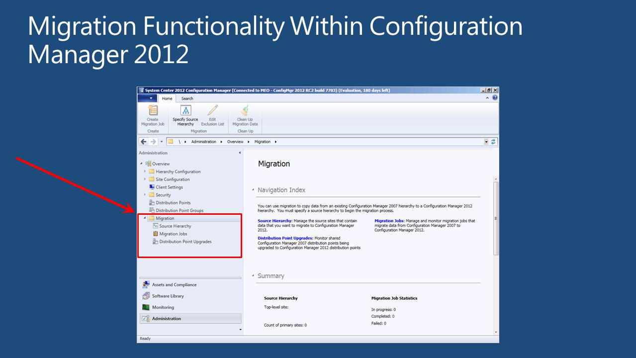 Targeting Scope of what collections are used for in ConfigMgr 2012 has expanded.