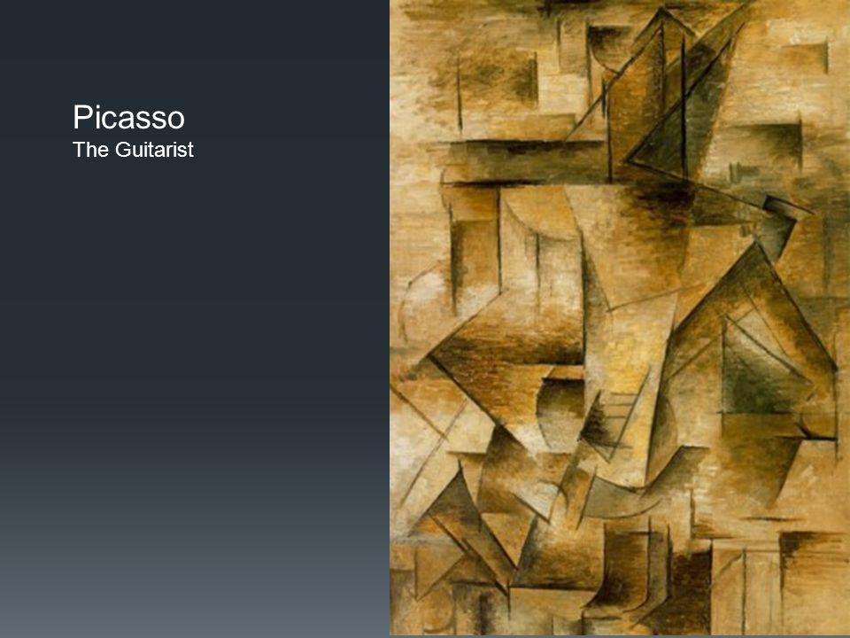 Juan Gris Portrait of Picasso (right)