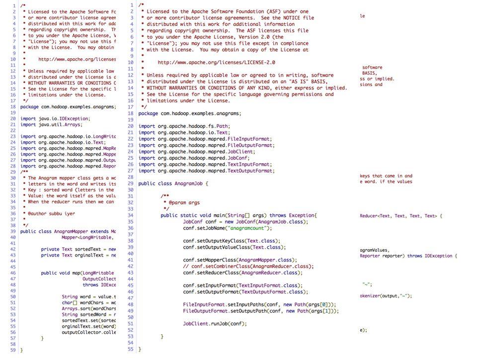 Example: SSSP – Parallel BFS in Pregel 0     10 5 23 2 1 9 7 46 5        