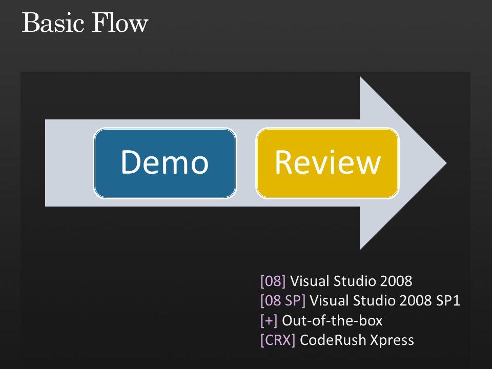 [08] Visual Studio 2008 [08 SP] Visual Studio 2008 SP1 [+] Out-of-the-box [CRX] CodeRush Xpress