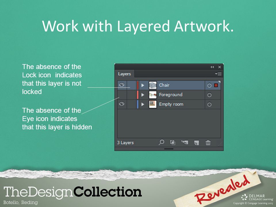 Work with Layered Artwork.