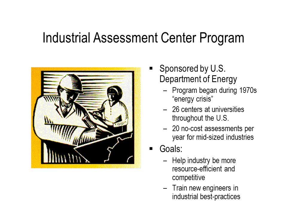 State of the Art Equipment  Power logging  Ultrasonic flow sensors  Ultrasonic vibration  Combustion analysis  Temperature, light, pressure, air flow, etc.