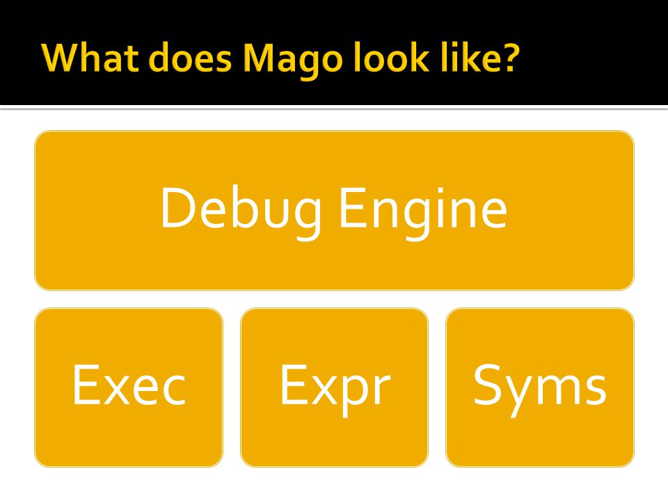 Debug EngineExecExprSyms