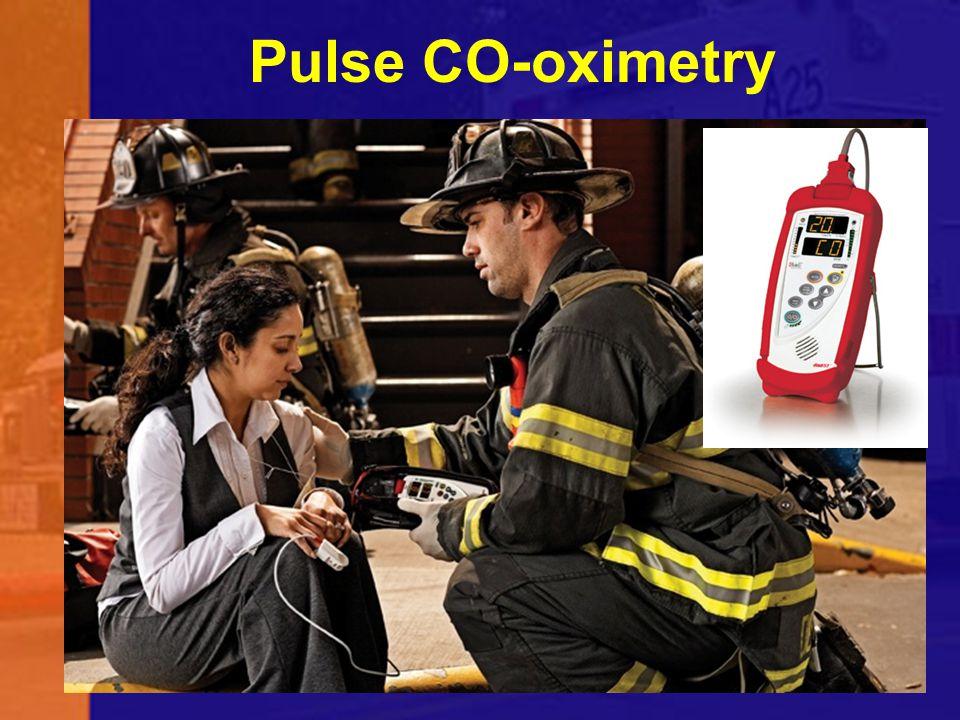 Pulse CO-oximetry