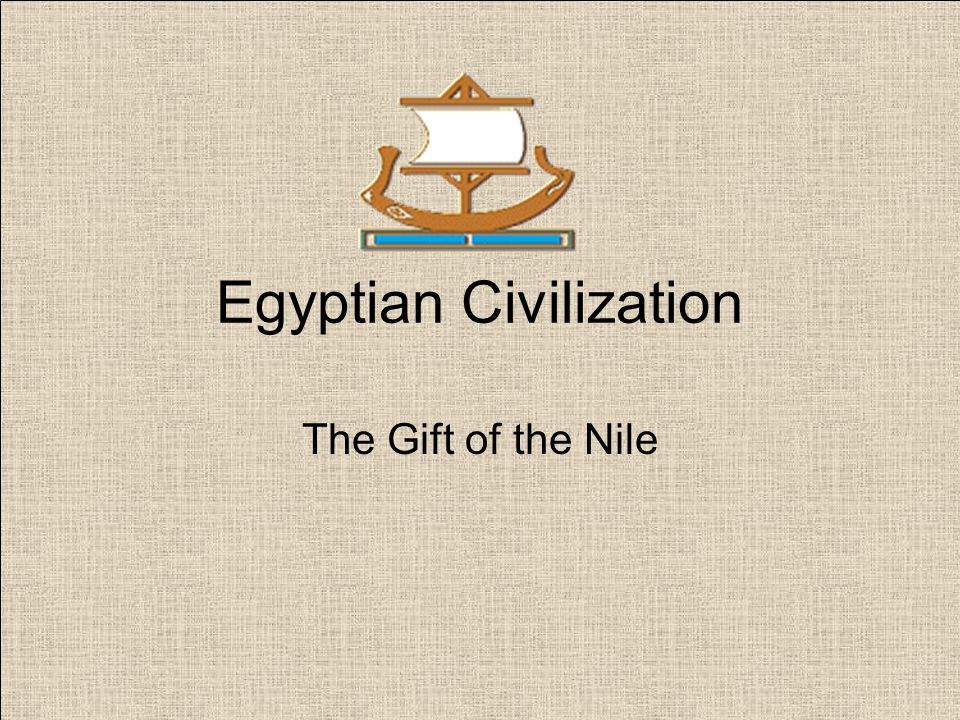 The ancient Egyptians believed in the RESURRECTION OF THE BODY and life everlasting.