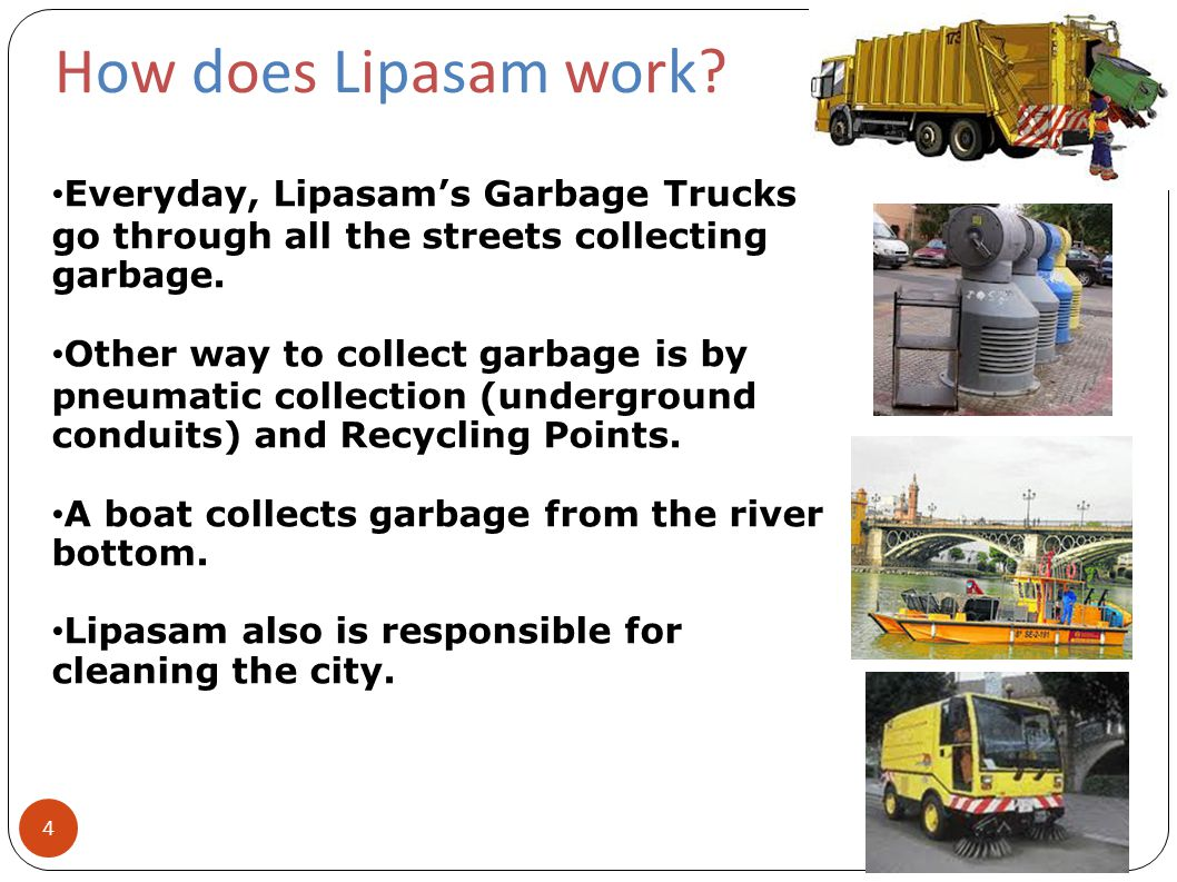 How does Lipasam work.