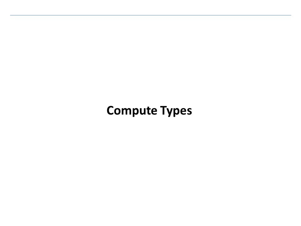 RootNodeType : Compute (formerly Server) Definition An instantiated compute resource that encapsulates both CPU and Memory.