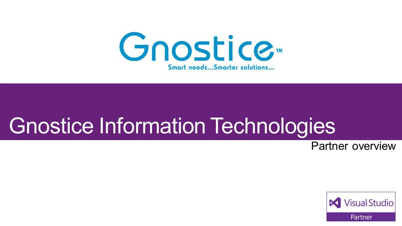 NEXT STEPS Contact us at: info@gnostice.com Gnostice creates multi-format document-processing components for the.NET platform.