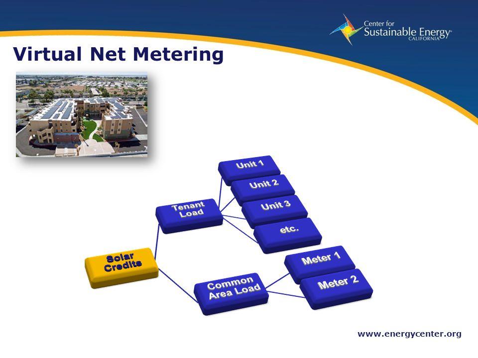 19 www.energycenter.org Virtual Net Metering