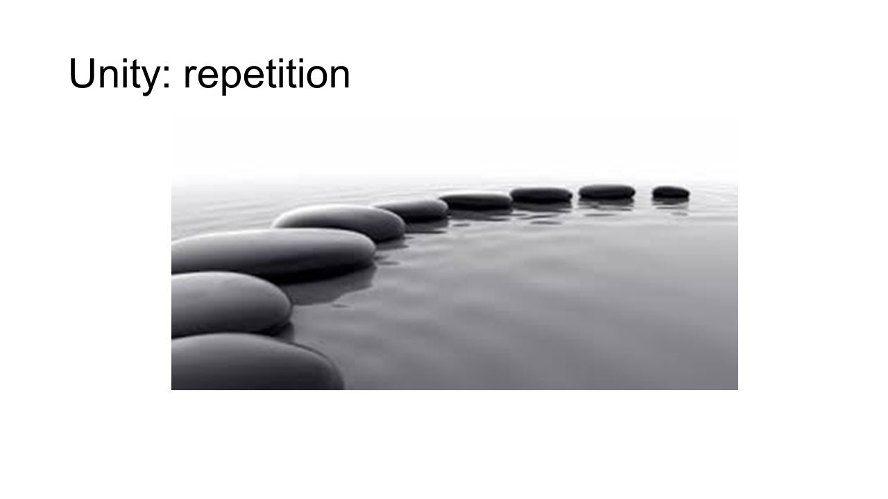 Unity: repetition