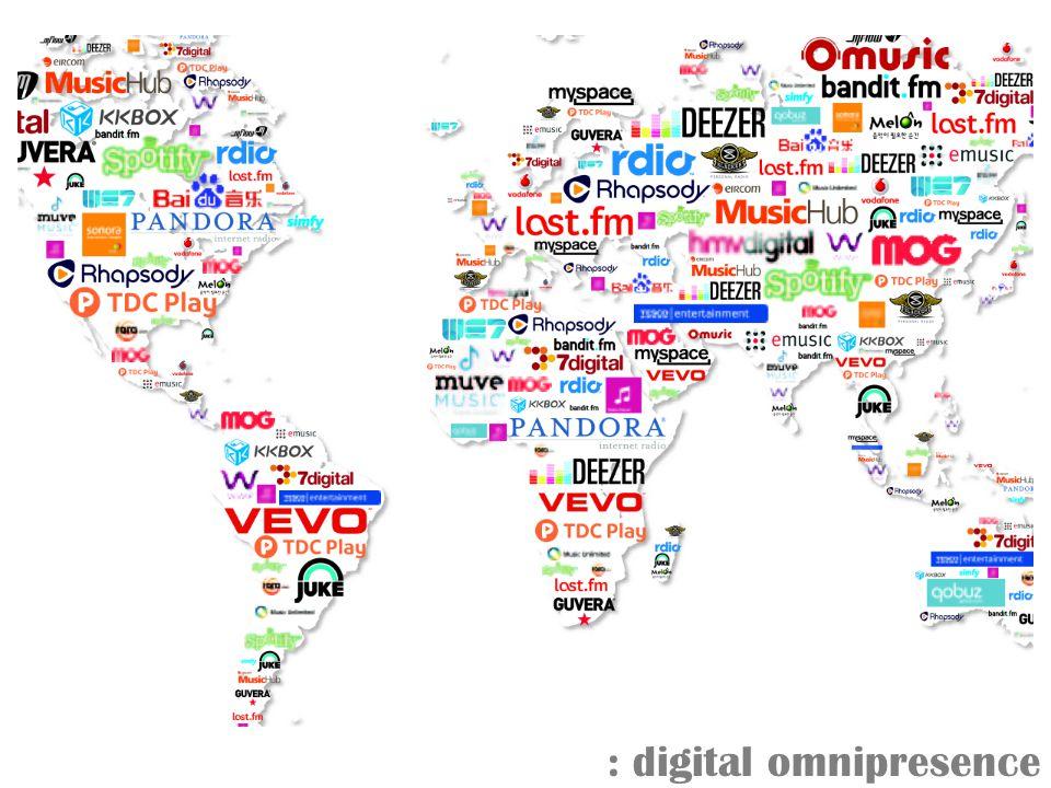 : digital omnipresence