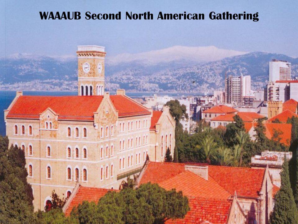 WAAAUB Second North American Gathering