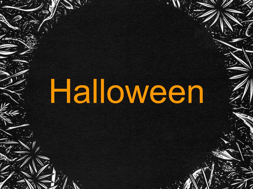 The origins of Halloween Halloween is celebrated annually.